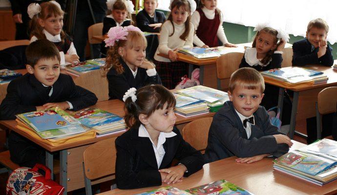 Учебный процесс в киевских школах начнется согласно графику