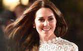 Розкішні локони і яскраве плаття: з'явилися нові фото Кейт Міддлтон