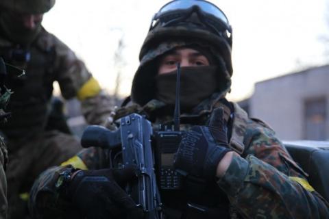 У зоні АТО доба пройшла без втрат серед військових