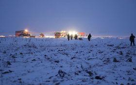 Перед катастрофою Ан-148 пілоти лаялися: з'явилися дані самописця