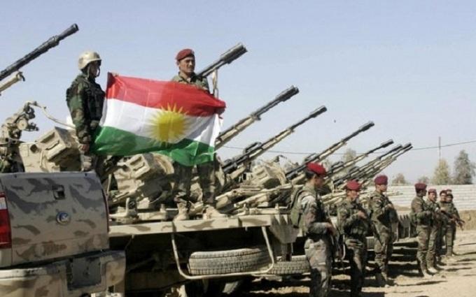 Сирийские курды координируют действия с режимом Асада и Россией - МИД Британии