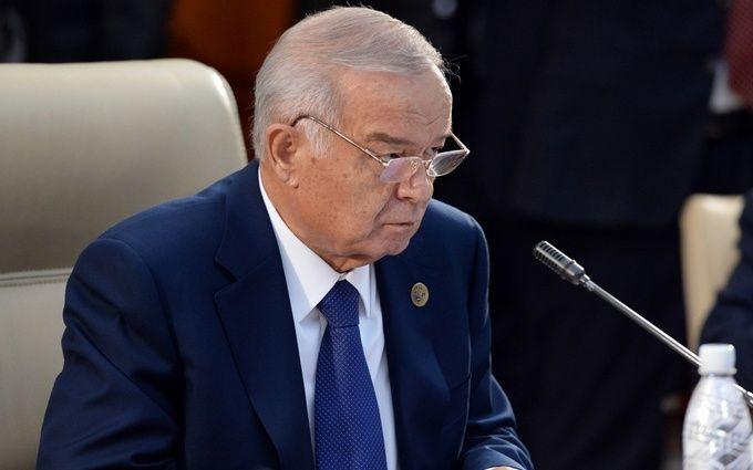 """""""Смерть"""" Карімова: Узбекистан зробив заяву про ситуацію з президентом"""