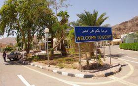 Ізраїль закрив кордон з Єгиптом