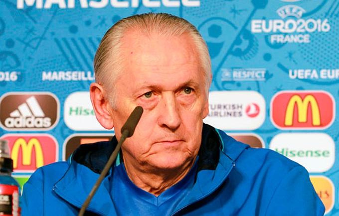 Тренер збірної України шокував поясненням провалу на Євро-2016