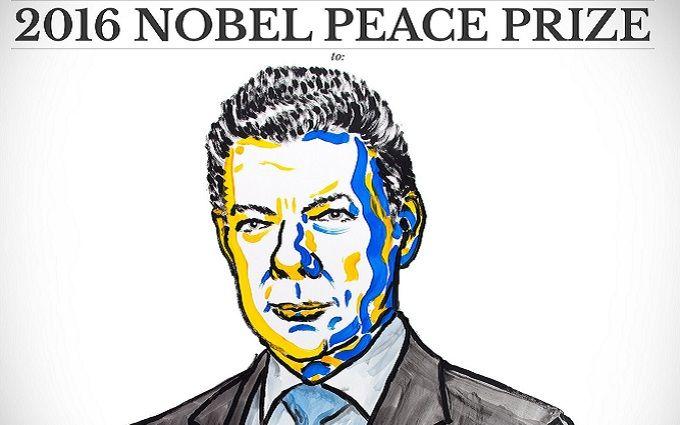 Нобелівську премію миру вручили борцю з громадянською війною
