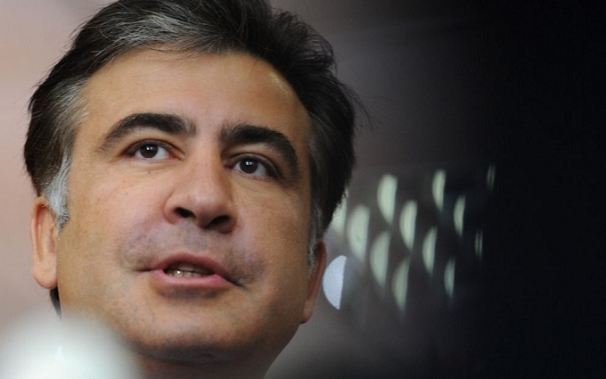Саакашвили обратился с жестким требованием к Порошенко