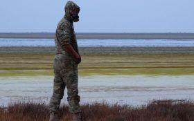 НС скасовується: окупанти вирішили повернути дітей в зону екологічної катастрофи в Криму