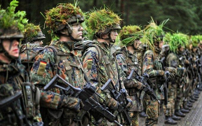 В Германии увеличат численность армии