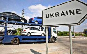 Рада спростила ввезення імпортних авто