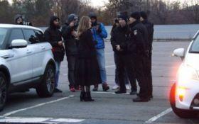 Патрульна поліція оштрафувала відому телеведучу: опубліковані фото
