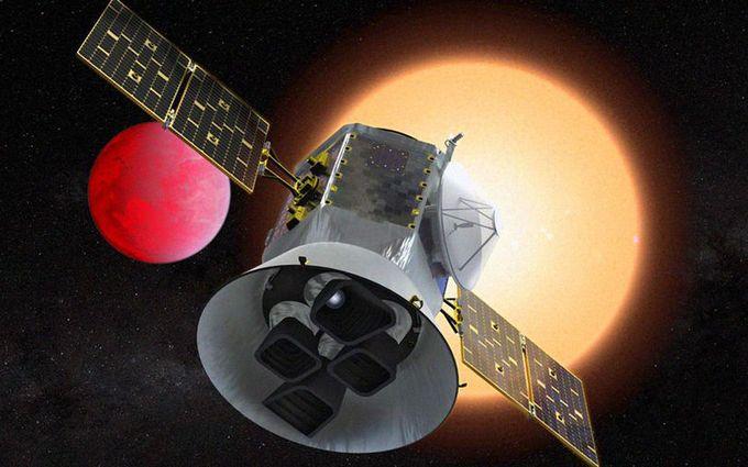 Космическое зрелище: телескоп TESS прислал первое фото на Землю