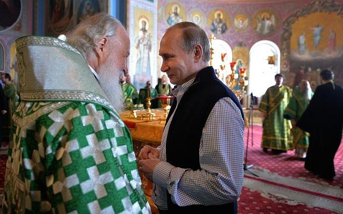 З Путіним на Валаамі побачили відомого українського бізнесмена