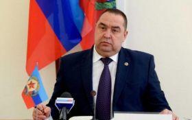 """Бойовики заявили про відставку ватажка """"ЛНР"""" Плотницького"""