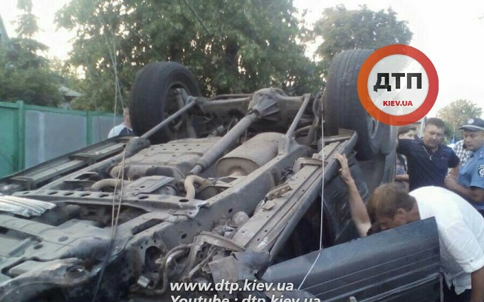 ДТП під Києвом: спливла цікава деталь про водія Lexus