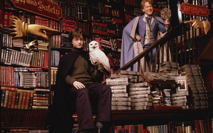 Новые книги оГарри Поттере выйдут осенью