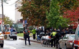 Кровавая атака на синагогу в Питтсбурге: что известно о стрельбе в США