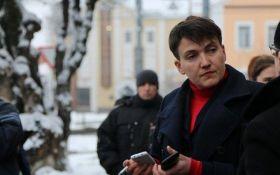 Савченко в тюрмі на Донбасі: з'явилися нові подробиці і відео