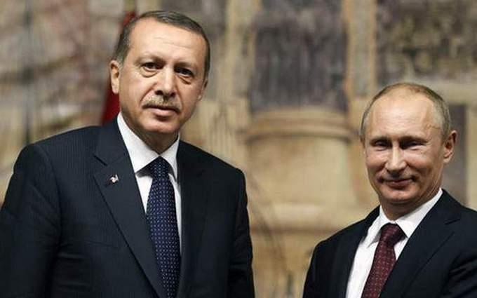 Ердоган зробив гучну заяву щодо Путіна
