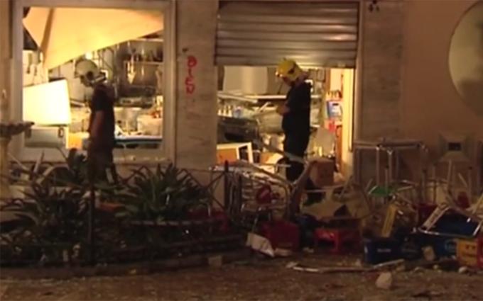 У Іспанії прогримів вибух в кафе: 90 людей поранені, з'явилися фото і відео (1)