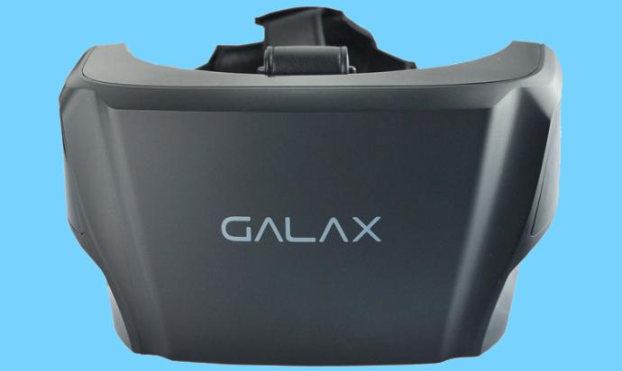 Шлем виртуальной реальности Galax Vision анонсируют 22 января