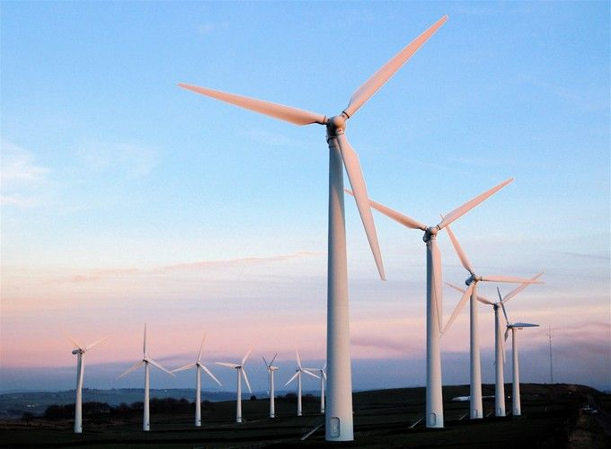 США дадут кредит на $150 млн Украине для строительство ветряной станции повыробатыванию электричества