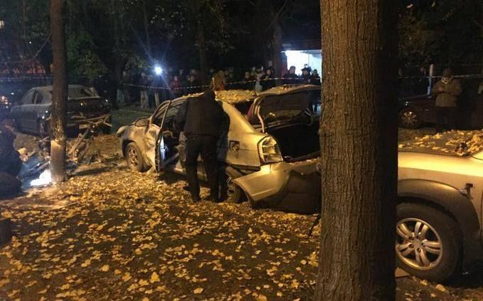 Теракт в Киеве: появились версии и видео момента