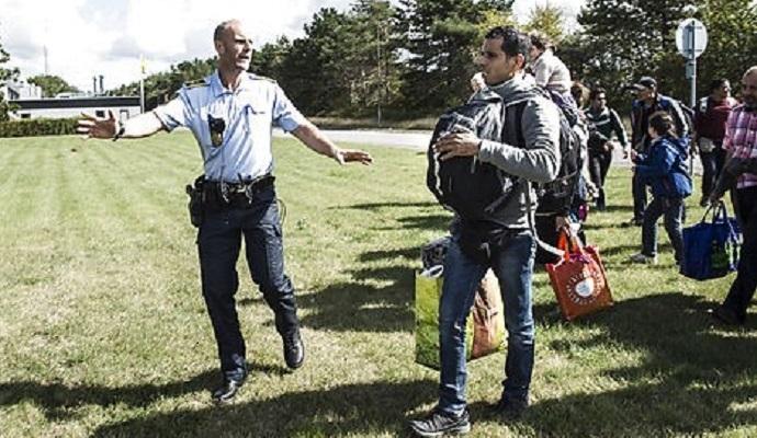 Данія прагне обмежити свої зобов'язання перед біженцями за допомогою нових законів
