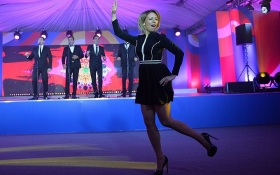 Одиозная путинская чиновница показала, как танцует: опубликовано видео