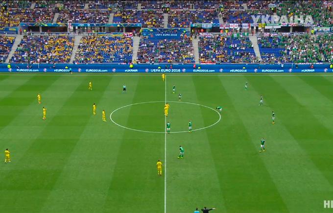 Украина - Северная Ирландия - 0-2: хронология матча Евро-2016 (4)