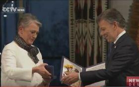 В Осло вручена Нобелевская премия мира: появилось видео