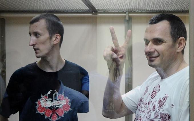 У Путіна розповіли, від кого залежить доля українських в'язнів Сенцова і Кольченка