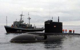 """Подводные лодки РФ отрабатывают """"тайный ход"""" у берегов Крыма"""