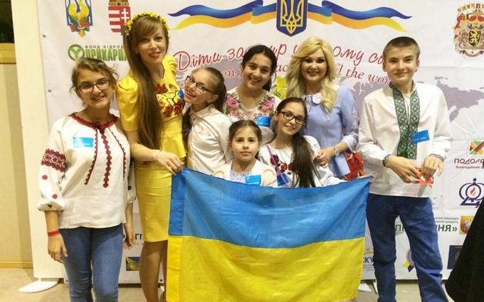 Українська співачка записала пісню з дітьми загиблих воїнів АТО: опубліковані фото і аудіо