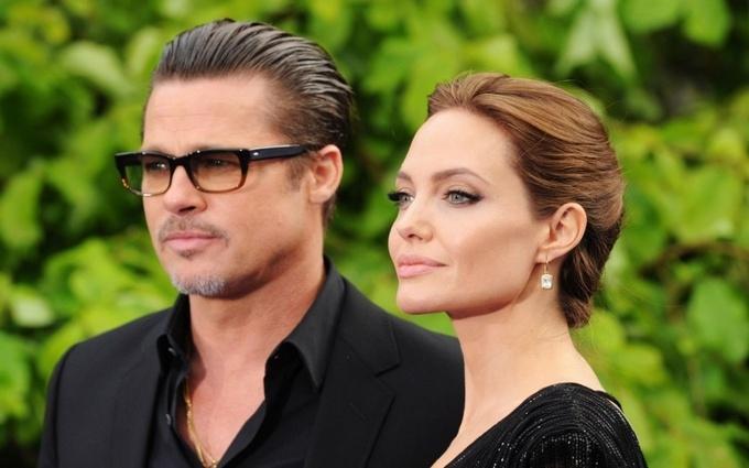 Стало відомо про розлад у родині Джолі і Пітта
