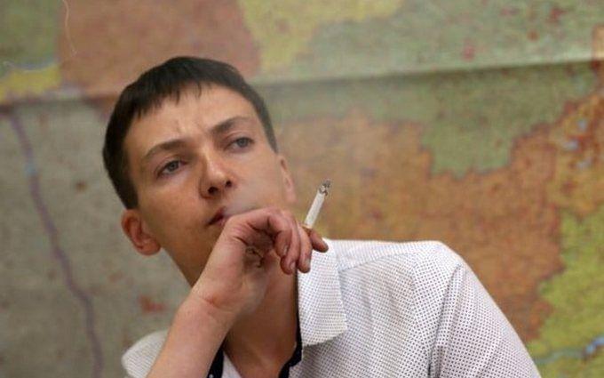 Зачем Савченко переговоры с главарями ДНР-ЛНР: названы две версии