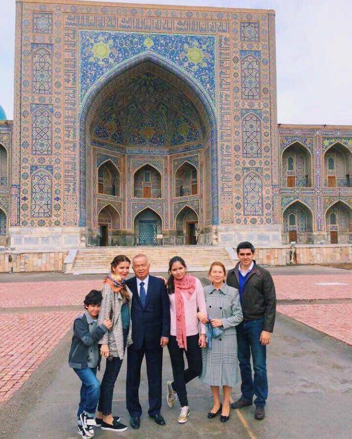 Раптова хвороба глави Узбекистану: дочка президента відкрила таємницю (1)