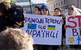 Груба сила Росії ніколи не переможе правду: Турчинов зробив заяву у річницю депортації кримських татар
