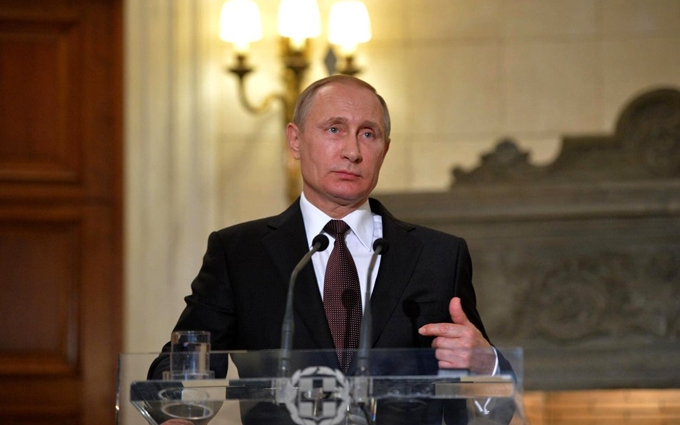 Путін спробував пошуткувати щодо повернення Криму Україні: опубліковане відео