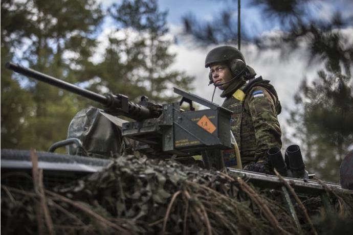 Солдати НАТО біля кордонів Росії готуються воювати з Путіним: The Washington Post показала фото (4)