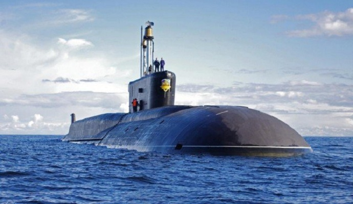 Активность подводных лодок РФ достигла уровня холодной войны - НАТО