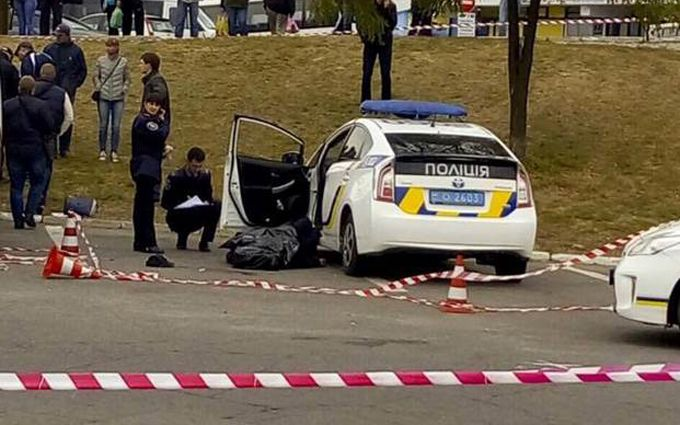 Вбивство поліцейських в Дніпрі: фото, відео і головні подробиці злочину