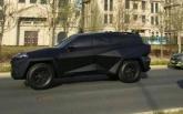 Китайцы создали агрессивный чудо-автомобиль: опубликованы фото