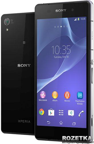 Новый смартфон Xperia Z2 от компании Sony уже доступен в Украине