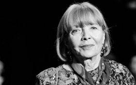 Умерла легендарная французская актриса