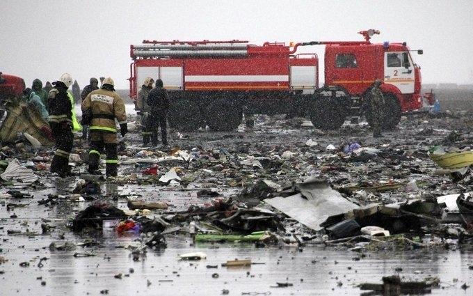 Авиакатастрофа в России: обнародована новая версия