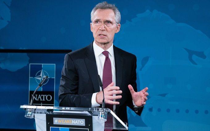 Мы так решили - генсек НАТО обратился к Украине