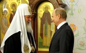 Путин сделал подарок своему патриарху: опубликованы фото
