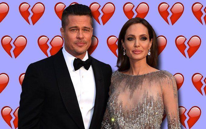 Розлучення Пітта і Джолі: стала відома справжня причина