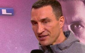 Для Украины: Кличко сделал патриотическое заявление перед супербоем в Лондоне