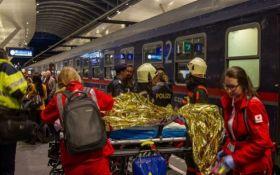 Десятки пострадавших в железнодорожной аварии на вокзале Зальцбурга: опубликованы фото